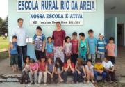 Escola Rio da Areia - Projeto SEBRAE JEPP