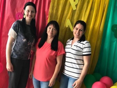 Associação Empresarial participa da 4° Feira do JEEP na Escola Rural do Rio da Areia