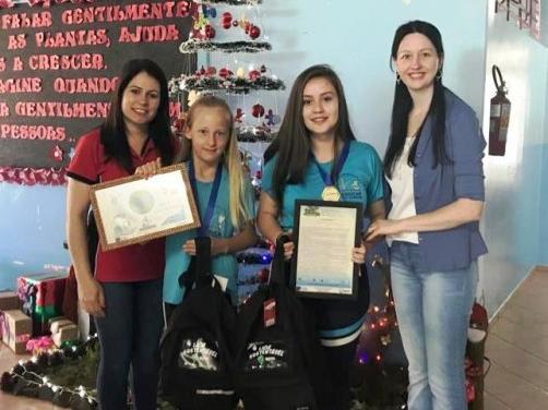 CDL de Itaiópolis realiza entrega dos prêmios do concurso do Recicla CDL na Escola